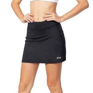 Baleaf Black XXL Workout Exercise Skort Bottoms